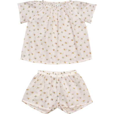 Light Flower Summer Pyjama
