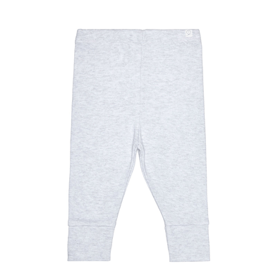 Grey super soft leggings for babies and toddlers