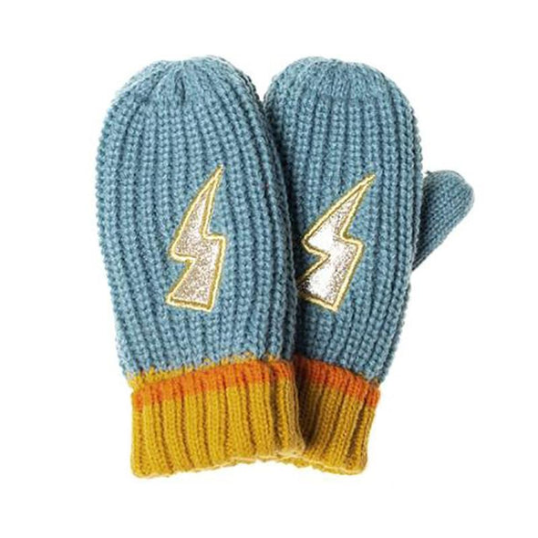 Lightning Flash Mittens 7-10 Years