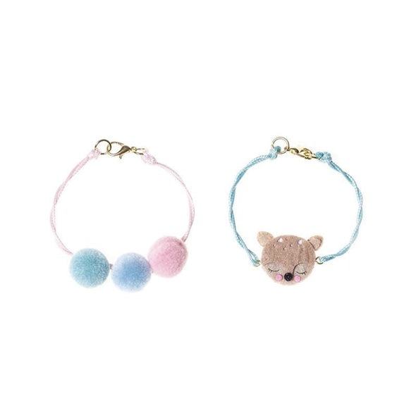 Doe-A-Deer Bracelet Set
