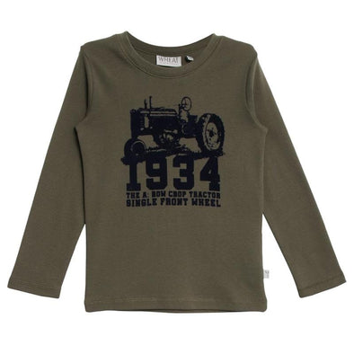 Boys T-Shirt Tractor