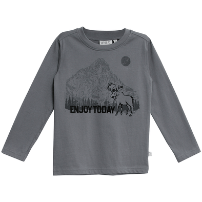 Boys T-Shirt Mountain