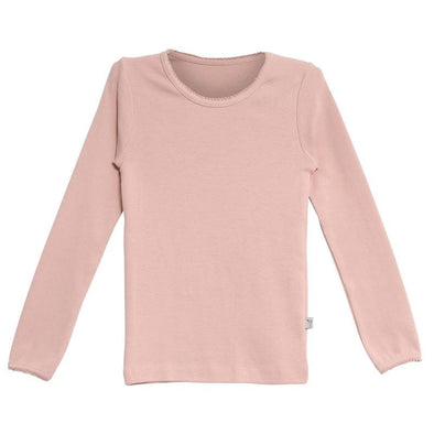 Basic Girls Long Sleeve T-Shirt