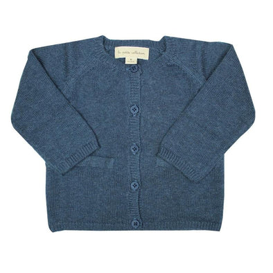 Cotton/Merino Wool Cardigan