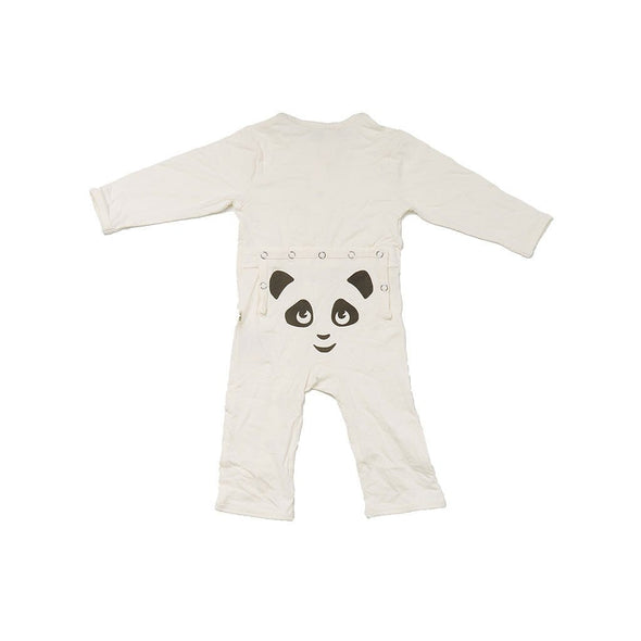 "Bamboo ""Backflap"" Panda Coverall"