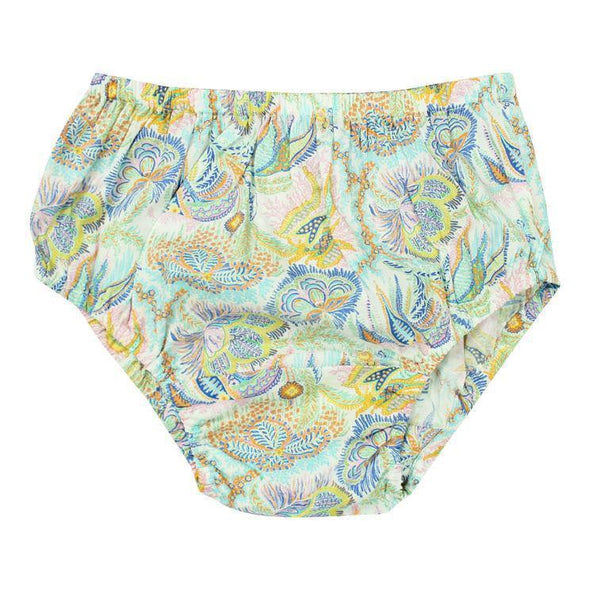 Paisley Coral Liberty Bloomers