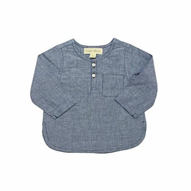 Marine Chambray Shirt