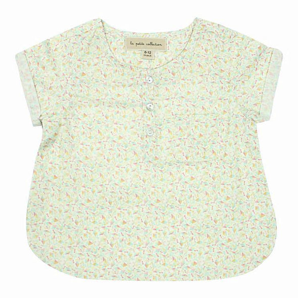 Dancing Kites Liberty Blouse