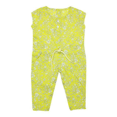 Summer Blooms Liberty Jumpsuit