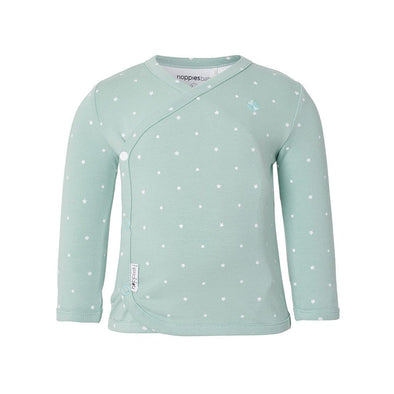 Mint Green Star Top