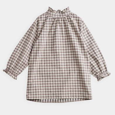Kids and Toddlers Gingham Dress