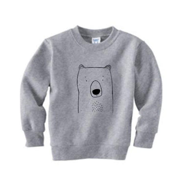 Bob the Bear Sweater