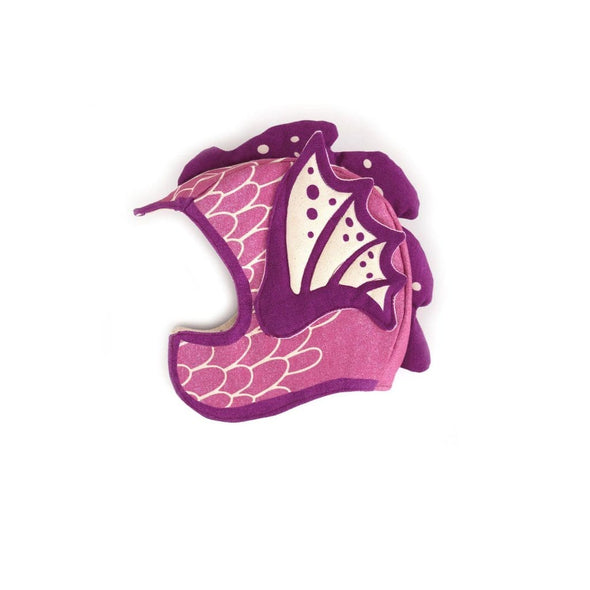 Poppys Collection Halloween Pink Girl Toddler Dragon Hat