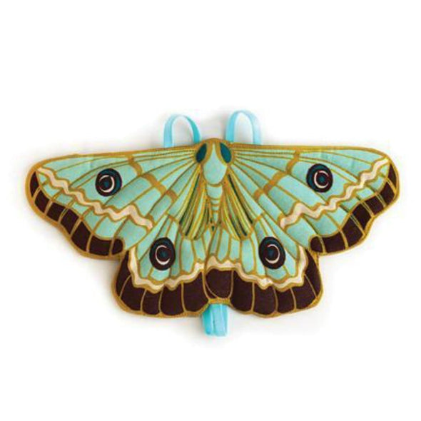Poppys Collection Perfect Halloween Mint Shimmery Butterfly Wings