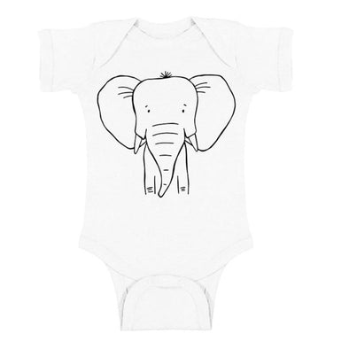 Emma the Elephant Onesie