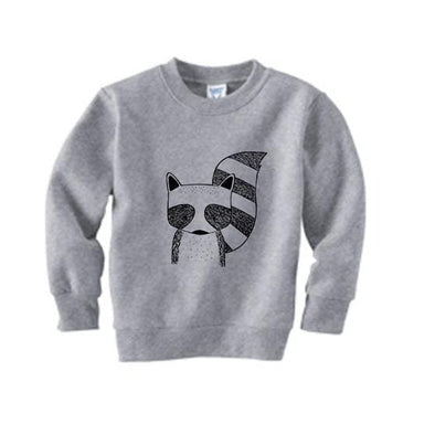Rocky the Raccoon Sweater