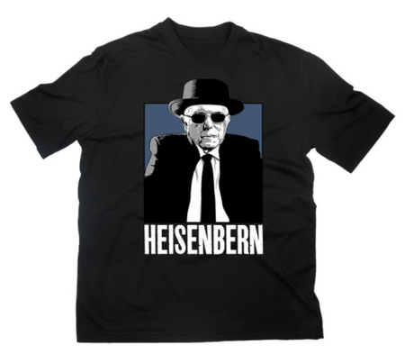 Feel the Heisenbern