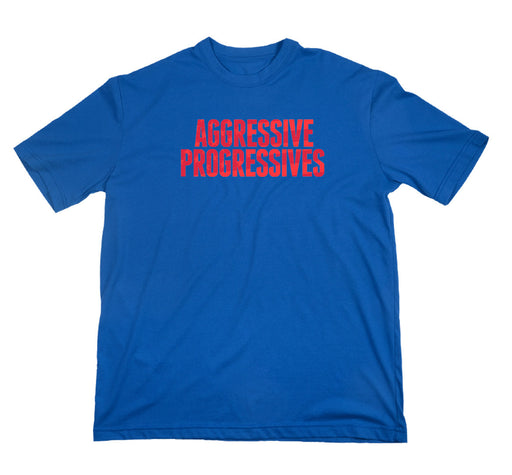 Aggressive Progressives T-shirt | Men's T-shirts | Shop TYT