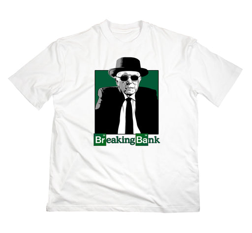 Bernie 'Breaking Banks' TYTshirt | Men's T-shirts | Shop TYT