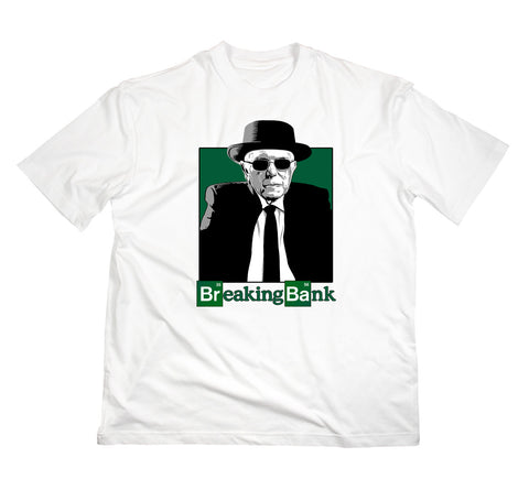 This Month Only - Bernie 'Breaking Banks' TYTshirt!