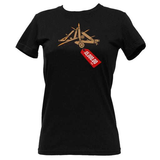 Bullet Control | Women's T-shirts | Shop TYT