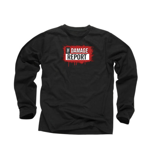 The Damage Report Long Sleeve Shirt