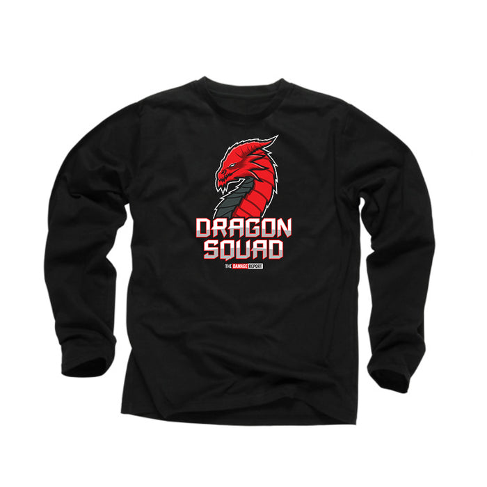 Dragon Squad Long Sleeve Shirt