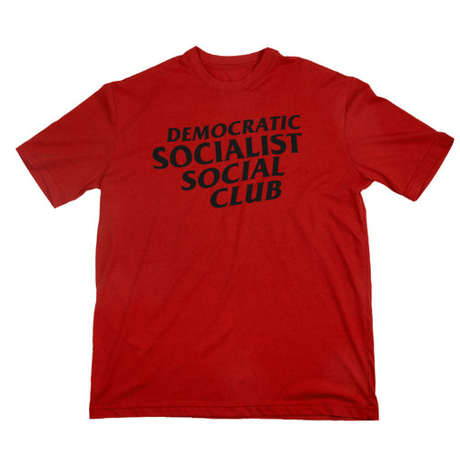 Democratic Socialist Social Club T-shirt | Men's T-shirts | Shop TYT