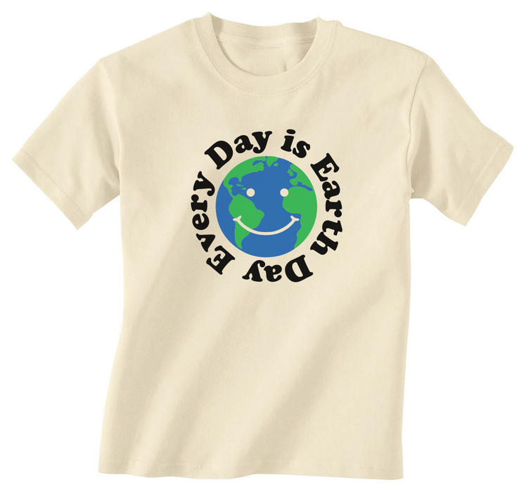 Earth Day Is Every Day T-Shirt