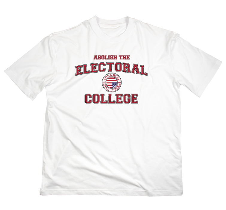 Abolish The Electoral College T-Shirt