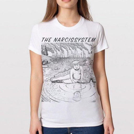 The Narcissystem T-Shirt - Women's