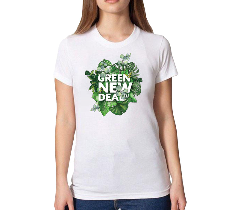 Green New Deal T-Shirt - Women's