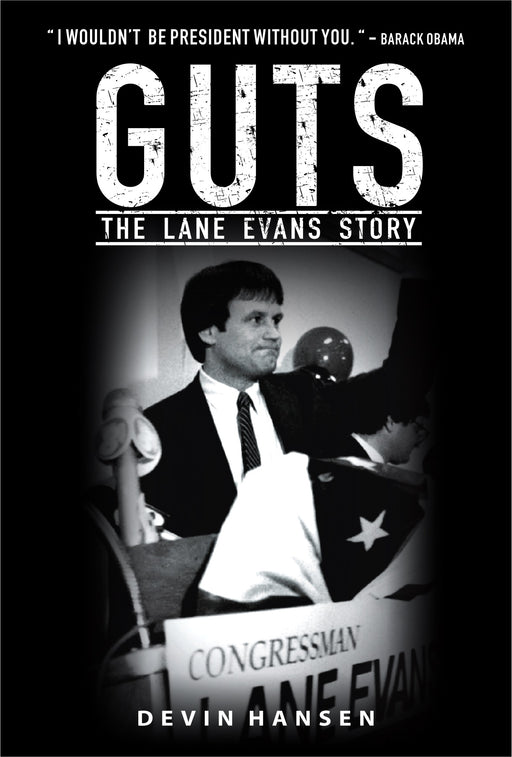 Guts: The Lane Evans Story