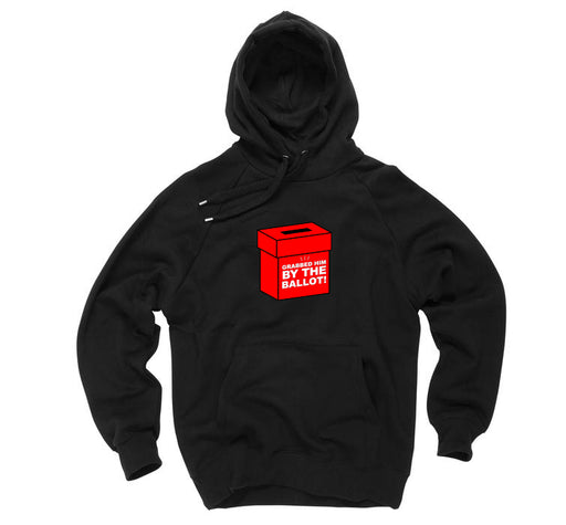Grabbed Him by the Ballot Hoodie