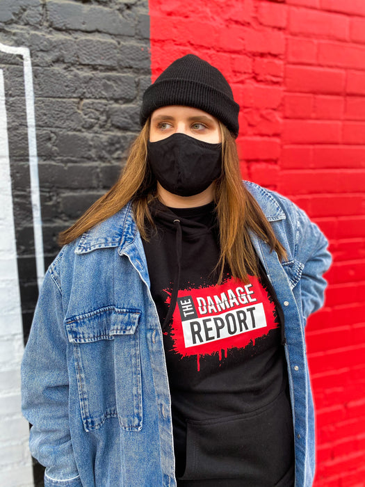 The Damage Report Hoodie