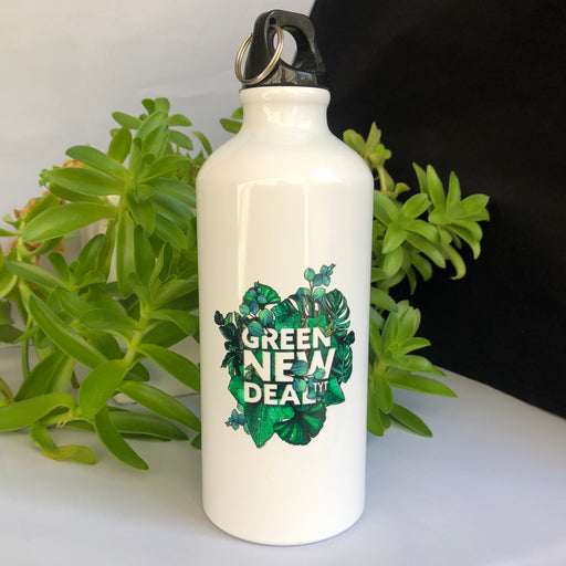 Green New Deal Water Bottle