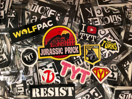 TYT Sticker Pack | TYT Swag | Shop TYT
