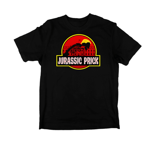 Jurassic Prick T-shirt | Men's T-shirts | Shop TYT