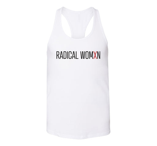 Radical Womxn Slim Cut Tank
