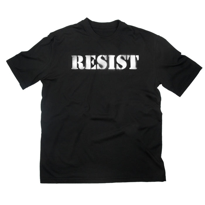 RESIST Stencil T-shirt | Men's T-shirts | Shop TYT