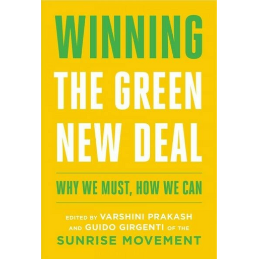 Winning the Green New Deal: Why We Must, How We Can - PREORDER