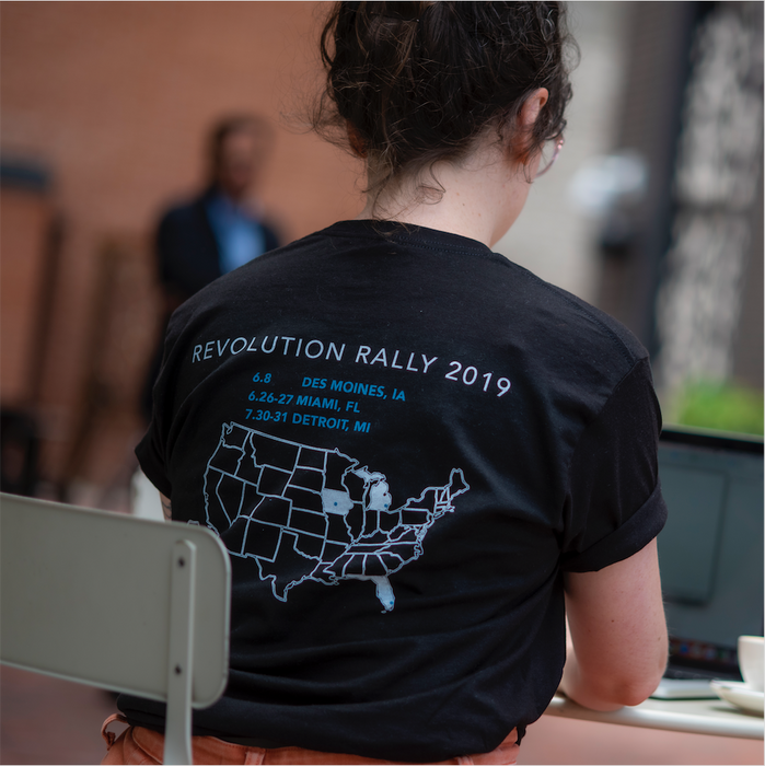 Revolution Rally 2019 T-Shirt