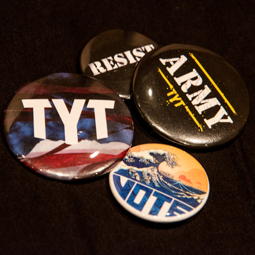 TYT Button Pack