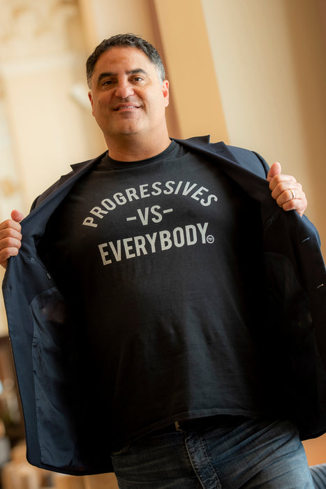Progressives VS Everybody T-Shirt