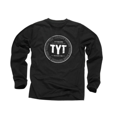 TYT Official Seal Crewneck Sweater
