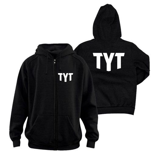 TYT Zip Up Hoodie | Men's Sweatshirts | Shop TYT