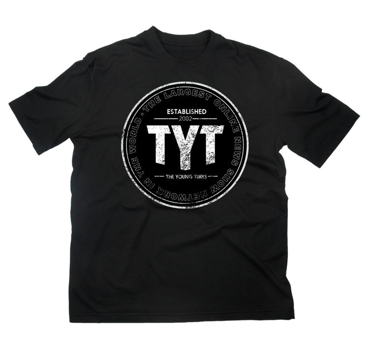 TYT Official Seal T-shirt | Men's T-shirts | Shop TYT