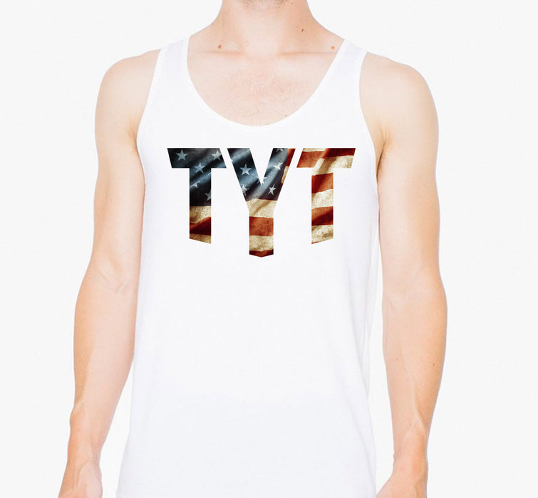 TYT Flag Logo Tank Top | Men's Tanks | Shop TYT