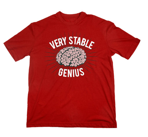 Very Stable Genius T-shirt | Men's T-shirts | Shop TYT