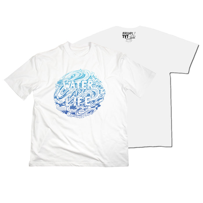 Water is Life T-shirt | Men's T-shirts | Shop TYT